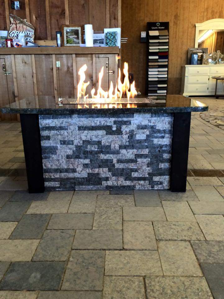 Just Look At These Beautiful Works Of Art Here Are Some The Granite Fire Pits Tables And Places We Have Built