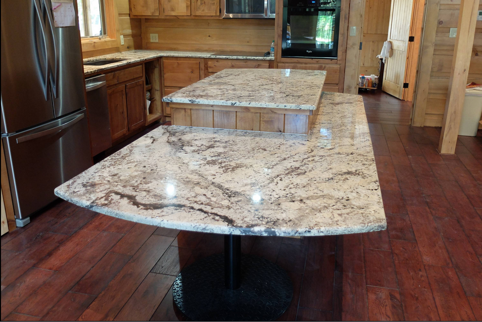 When It Comes To Kitchen, Bathroom Or Other Granite Countertops, There Are  Many Styles And Colors To Choose From. Plus, Granite Countertops Can Be Cut  Into ...