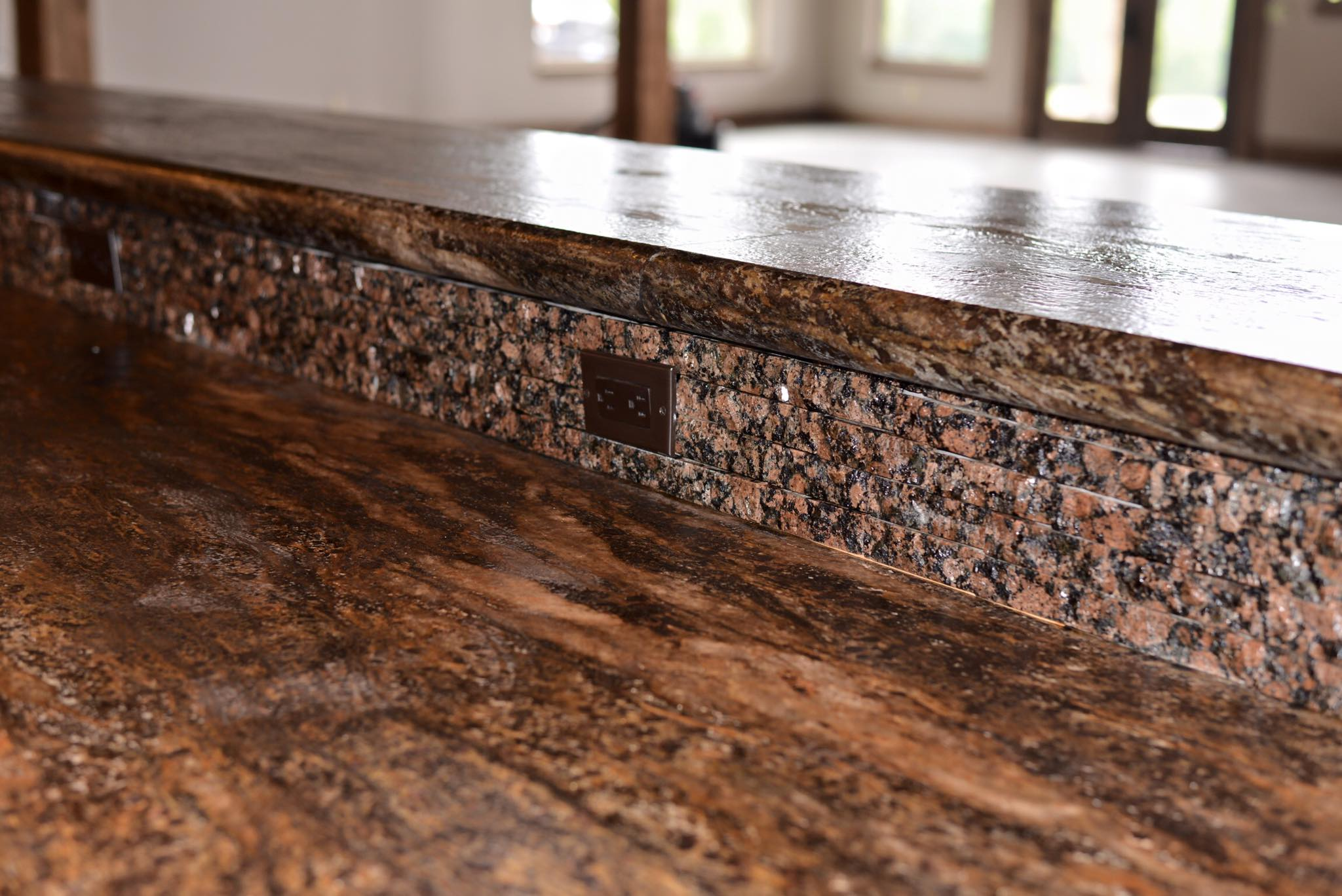 Granite Stone For Kitchen Granite Countertop Choices Why Dark Granite Is Number One