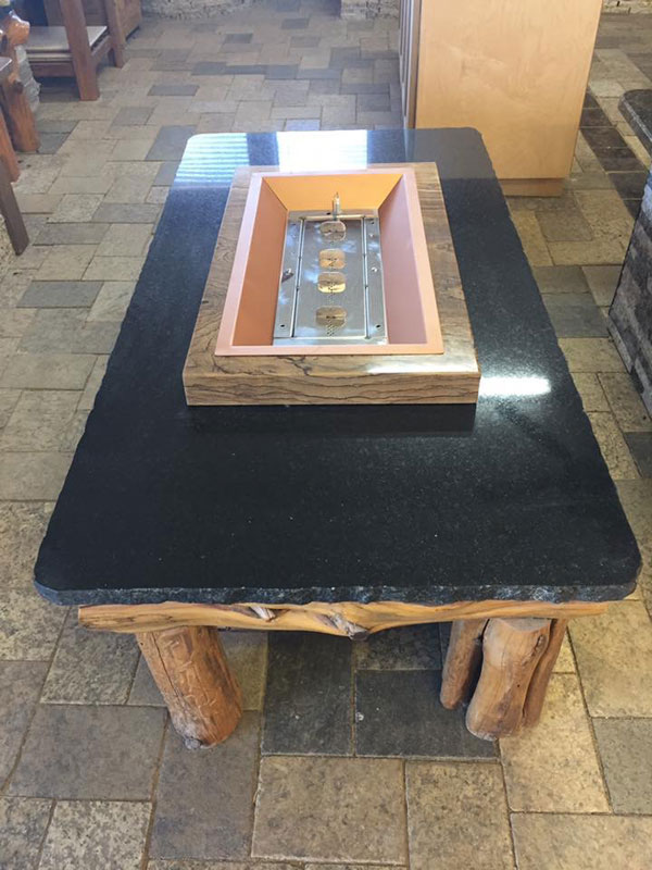 Just Look At These Beautiful Works Of Art. Here Are Some Of The Granite  Fire Pits, Tables And Fire Places We Have Built: