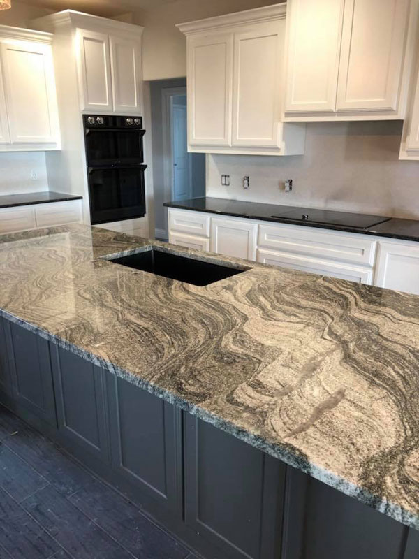 adp by orlando kitchen gold countertop granite taupe countertops oak park golden surfaces backsplash winter custom with