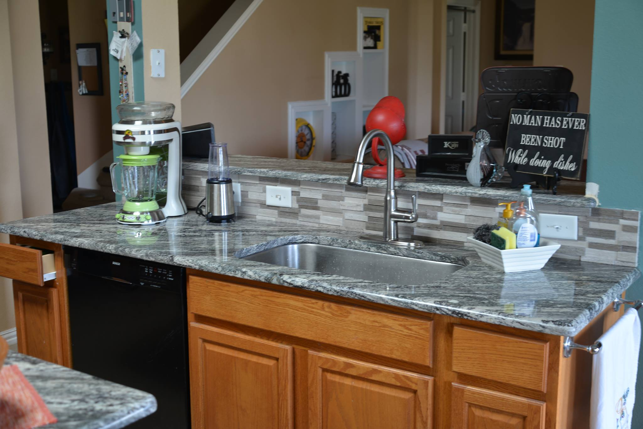 Granite Countertops - Denton Texas Granite