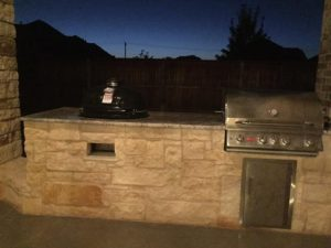 Outdoor Kitchens in Texas
