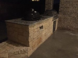 Texas Outdoor Kitchens